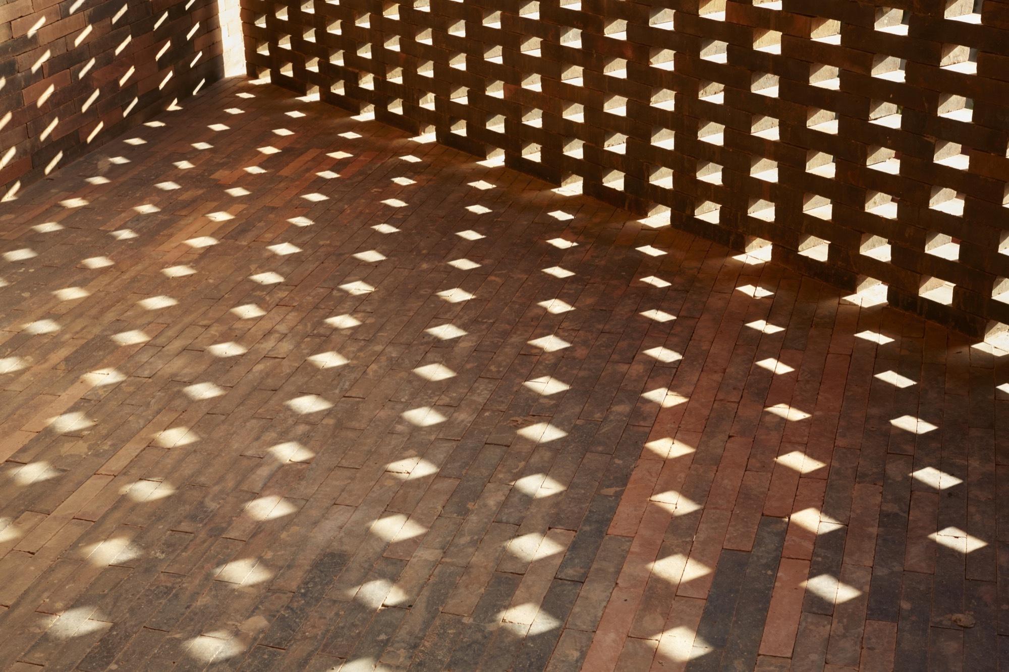 Exterior Brick Design Patterns