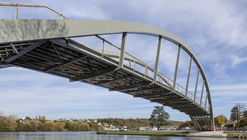 Overpass on the Loing  / DVVD Engineers Architects Designers