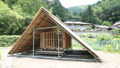 Self-build Shinto Shrine  / Kikuma Watanabe