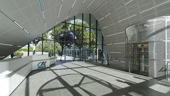 Pabellón Campus Evergreen / Arte Charpentier Architectes