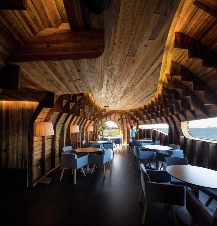 Beyond Food 10 Exquisite Restaurant Interiors Archdaily