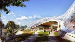 Google y LinkedIn finalmente llegan a acuerdo para construir nuevo campus diseñado por BIG y Heatherwick