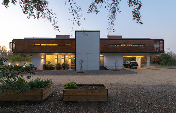Rosales Quijada House / GITC arquitectura, © Felipe Díaz Contardo
