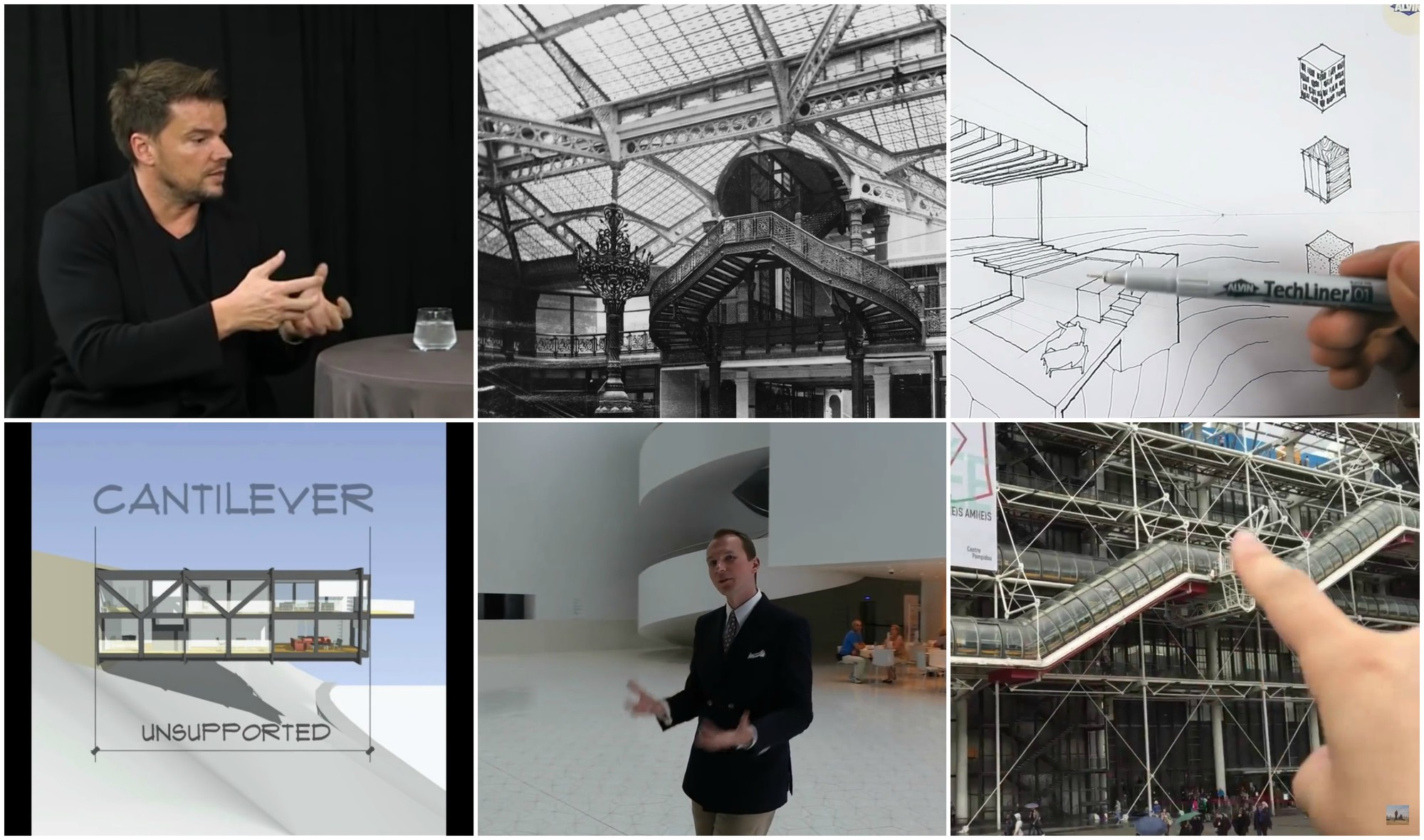 The Top 12 Architecture Channels on Youtube