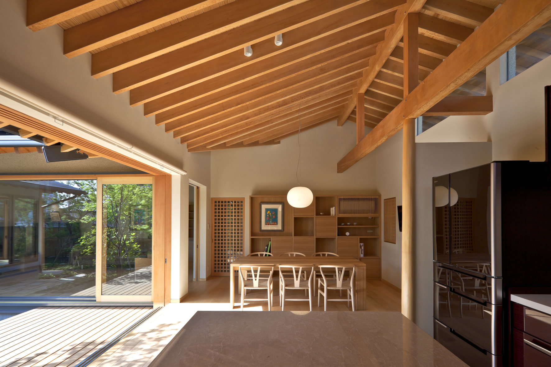 Gallery of house of nagahama takashi okuno associates 8 - Architectural design homes pictures ...