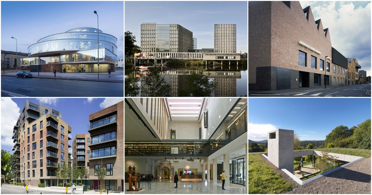 RIBA Announces 2016 Stirling Prize Shortlist