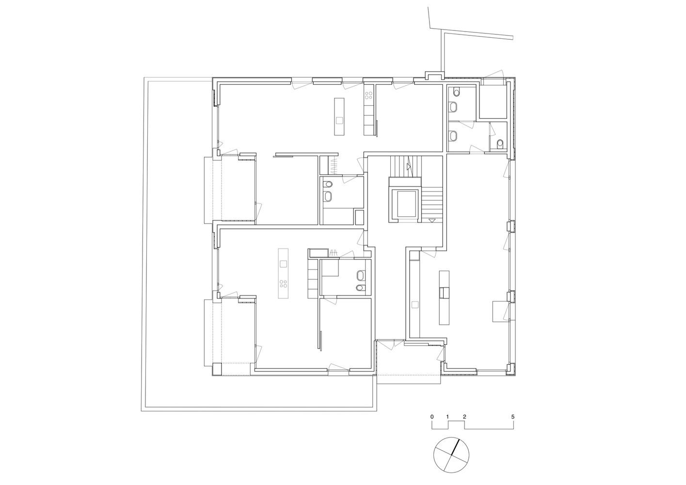 100 Multi Family Floor Plans Multi Family Floor