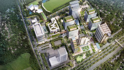 Broadway Malyan to Design Additional Towers for Jakarta Business Park