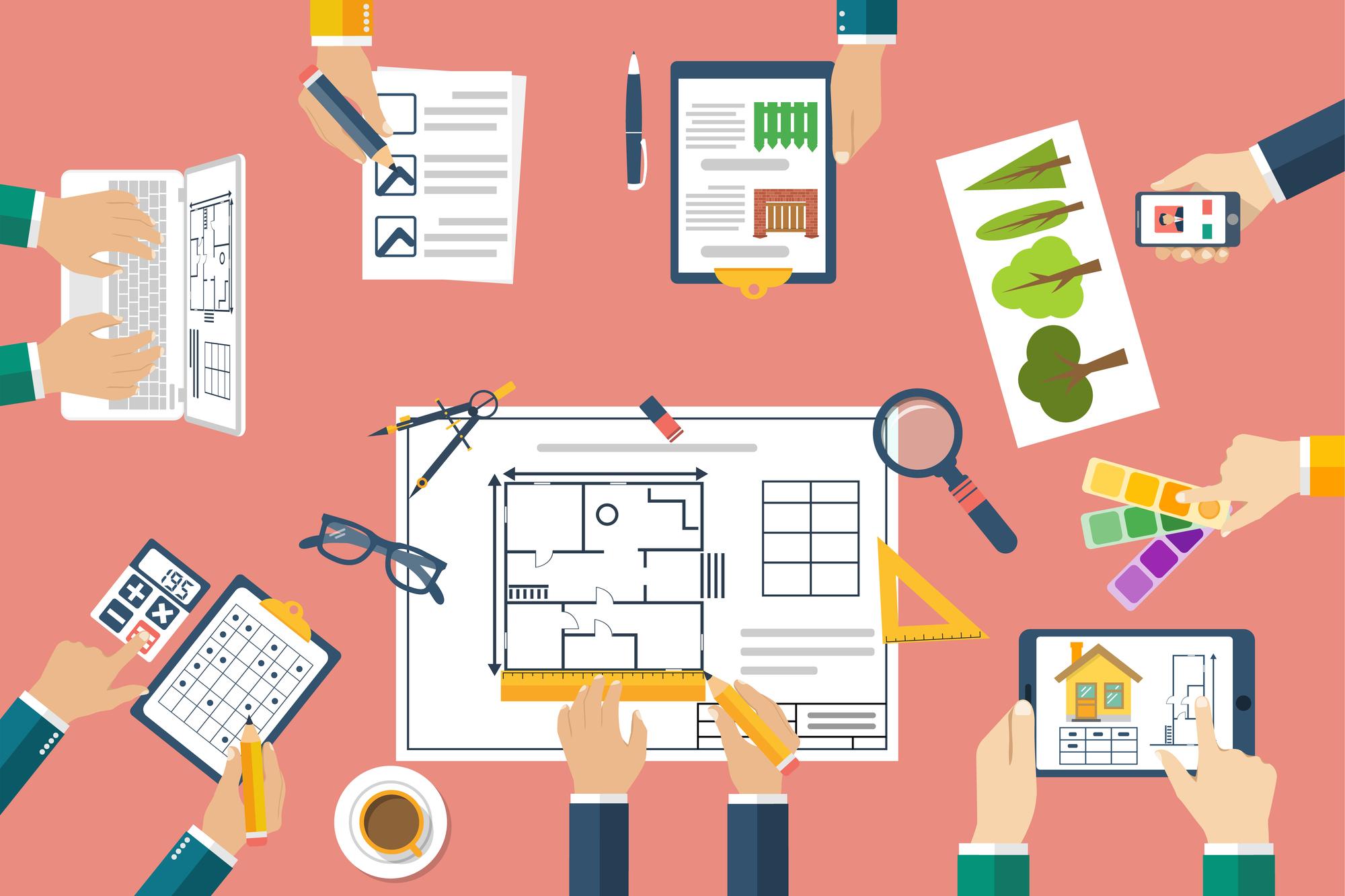 26 cosas con las que cualquier arquitecto se sentirá identificado