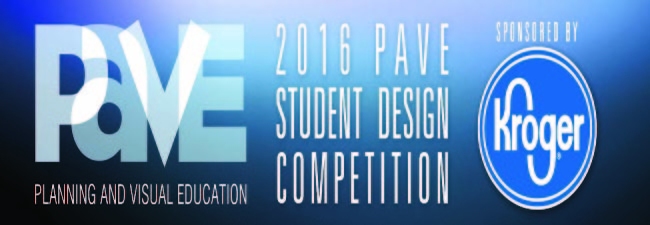 PAVE 2016 Student Design Competition
