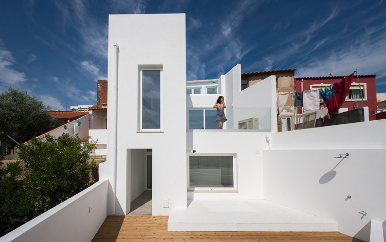 Casa da Lila / Studioarte, © Luís Henrique Da Cruz