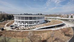 LILLIAD - Learning Centre 'Innovation'  / Auer Weber