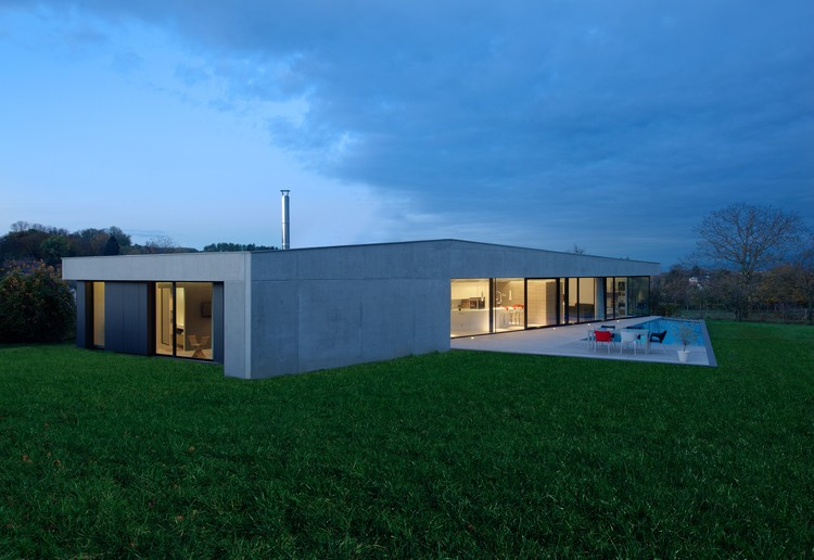 House S  / Ideaa Architectures, © Alain-Marc Oberlé