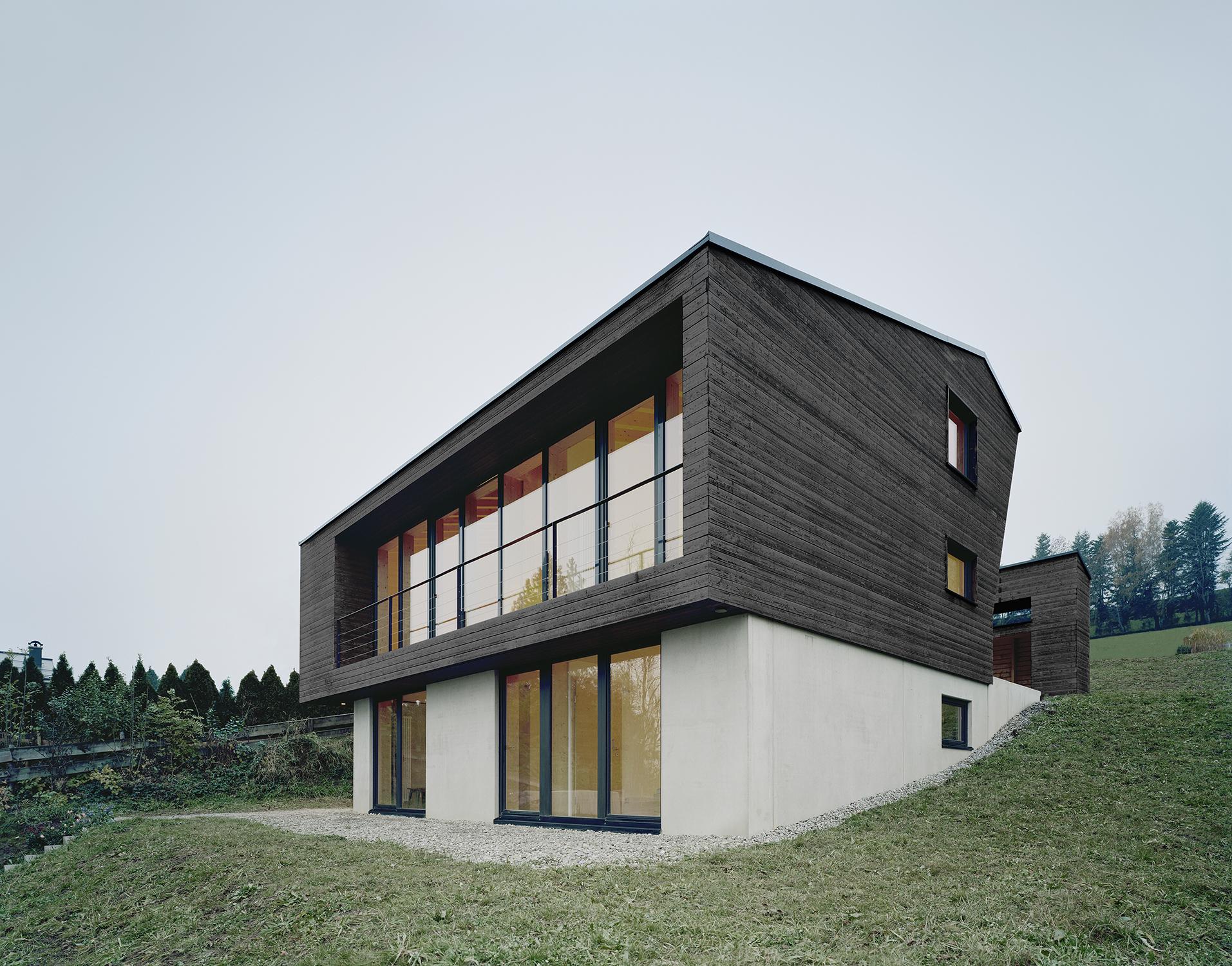 Architektur Und Design Of Gallery Of House P Yonder Architektur Und Design 4
