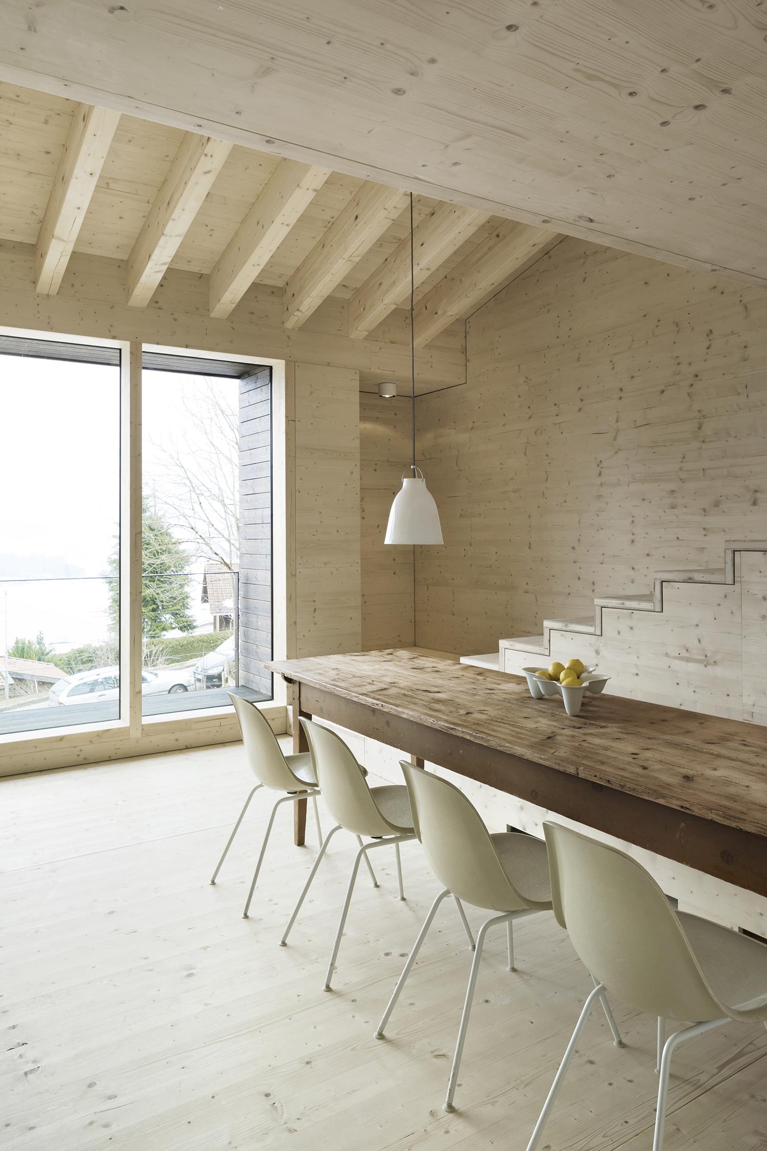gallery of house p yonder architektur und design 18. Black Bedroom Furniture Sets. Home Design Ideas