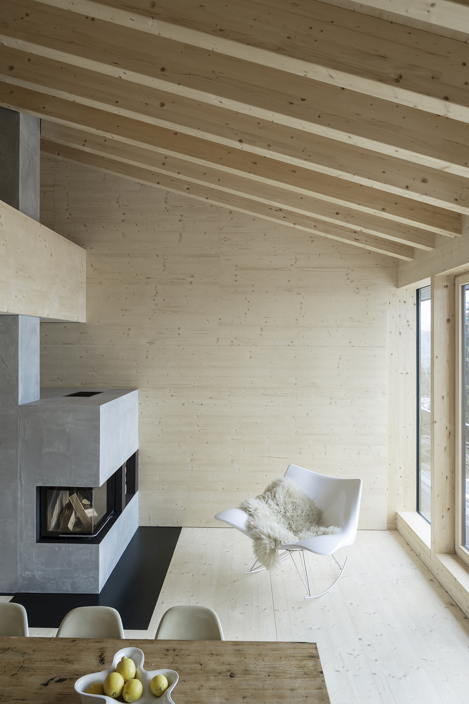 gallery of house p yonder architektur und design 5. Black Bedroom Furniture Sets. Home Design Ideas
