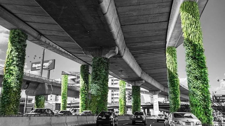 V a verde un nuevo debate de sustentabilidad en m xico for Muros verdes definicion