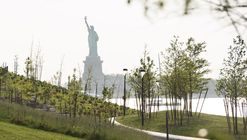"""""""The Hills"""" by West 8 Set to Open on Governors Island"""
