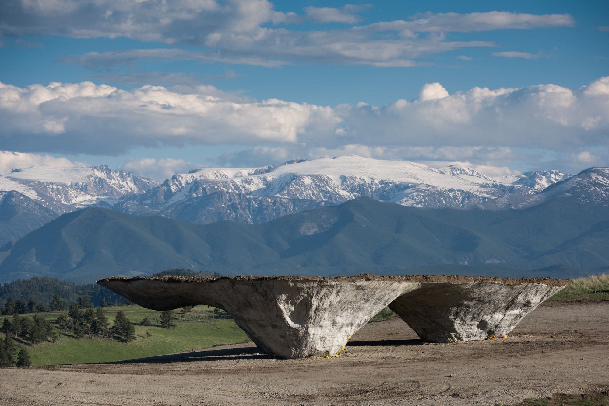 Gallery Of Tippet Rise Art Center Combines Architecture Art Music And Mountains In Montana 37