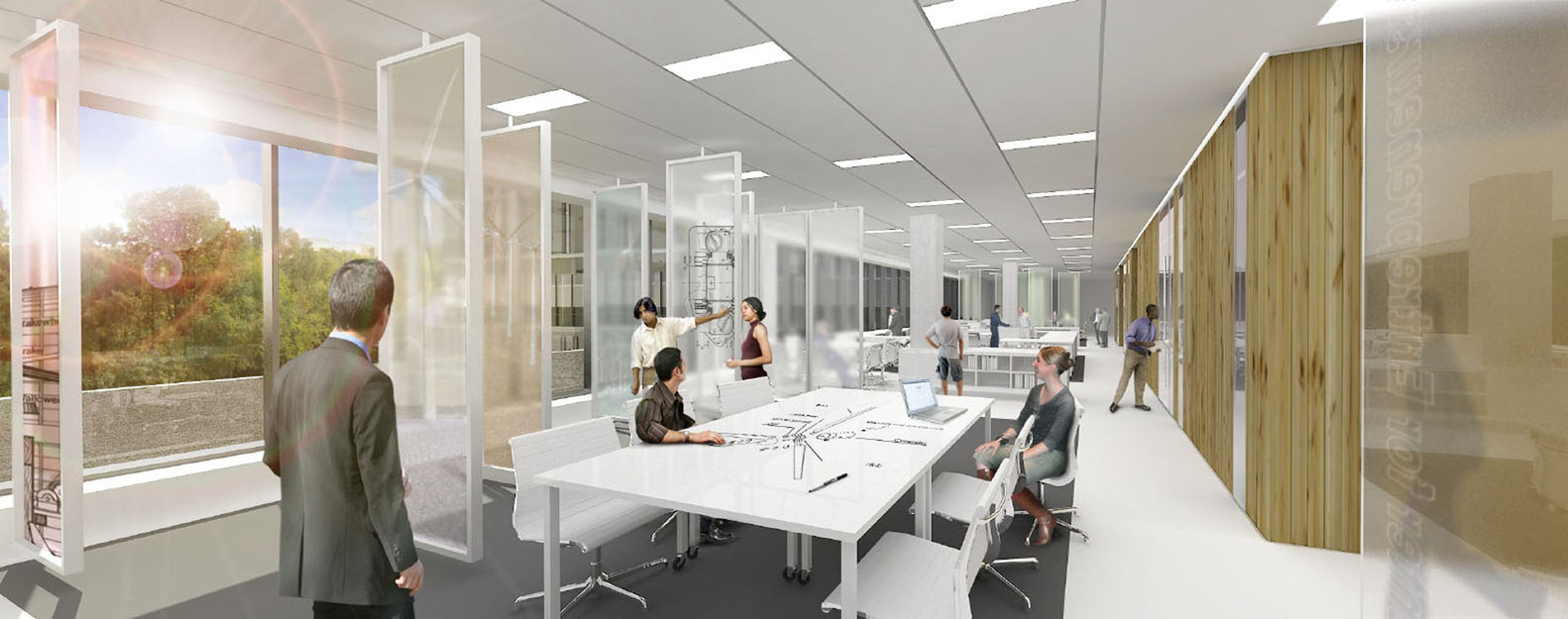 Ennead Architects Reveals Designs For Engineering Center At University Of Texas Austin Courtesy