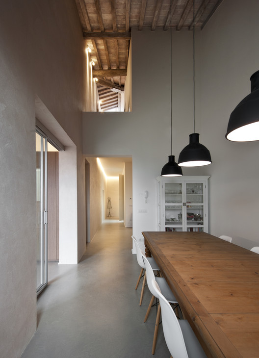 Apartment in Siena / CMTarchitects, © Centrofotografico