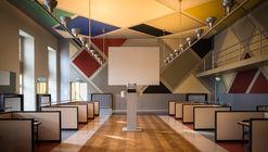 AD Classics: Café l'Aubette / Theo van Doesburg