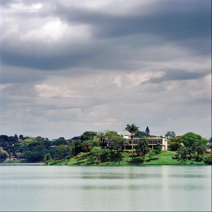 Conjunto Moderno da Pampulha é declarado Patrimônio Mundial pela Unesco , Vista para o antigo Cassino. Image © Pedro Kok