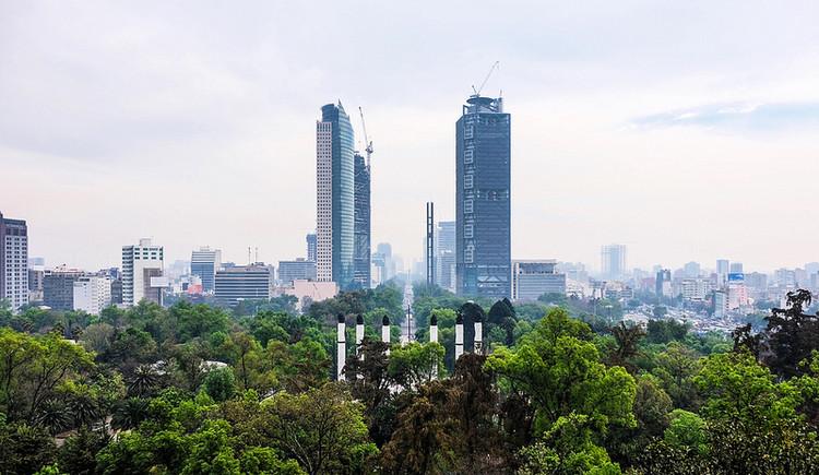 Arquitectura, entre las diez carreras mejor pagadas en México, Ciudad de México. Image © Lars Plougmann