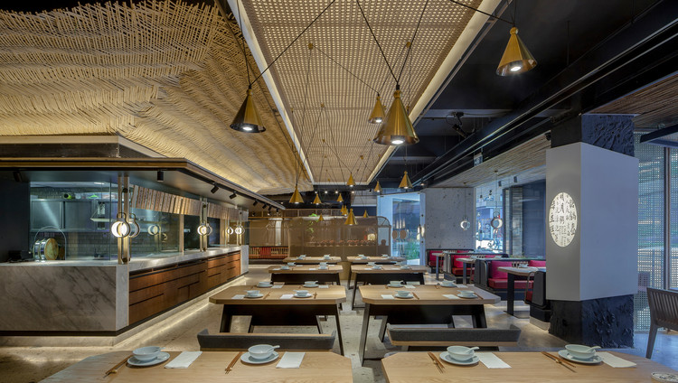 Ma's Kitchen / Chengdu Hummingbird Design Consultant Co., Ltd., Courtesy of Chengdu Hummingbird Design Consultant Co., Ltd.