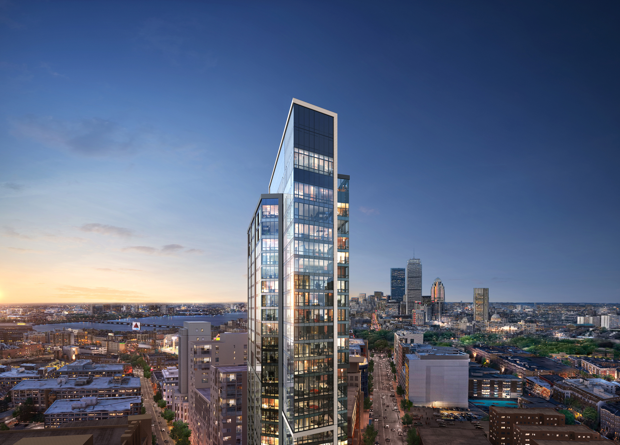 Arquitectonica Designs New Luxury Residential Tower For