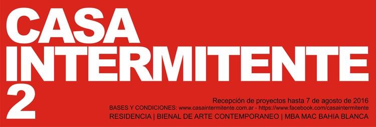 Residencia Casa Intermitente II: 4 Proyectos para MBA MAC / Bienal de Arte Contemporáneo de Bahía Blanca, Argentina, ph: C.I.