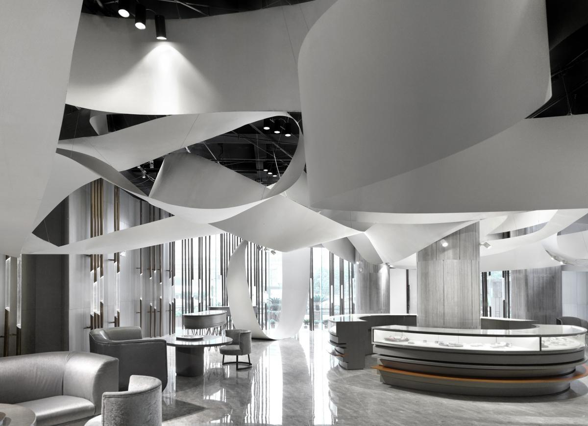 jewellery shop interior design photos gallery