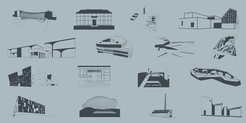 Zài Xīng Tǔ Mù. Sixteen Chinese Museums, Fifteen Chinese Architects