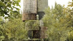 amann-canovas-maruri + Adelino Magalhaes diseñarán plataforma de observación en Luxemburgo