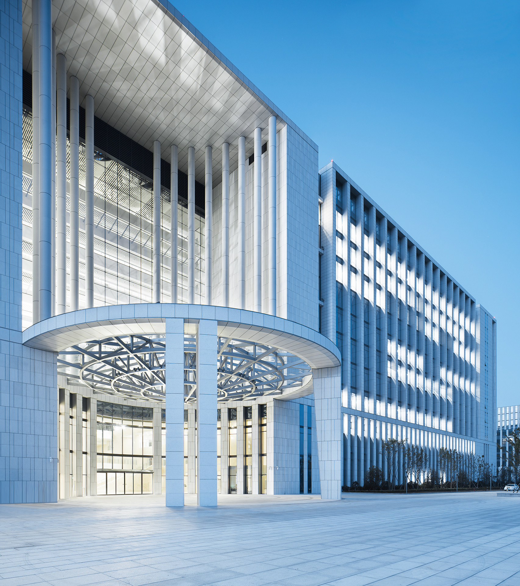 Designs Science Center: Jimo Scientific Creation Center / Gad