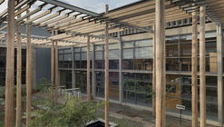 I-CAT Offices and Warehouse / Earthworld Architects & Interiors