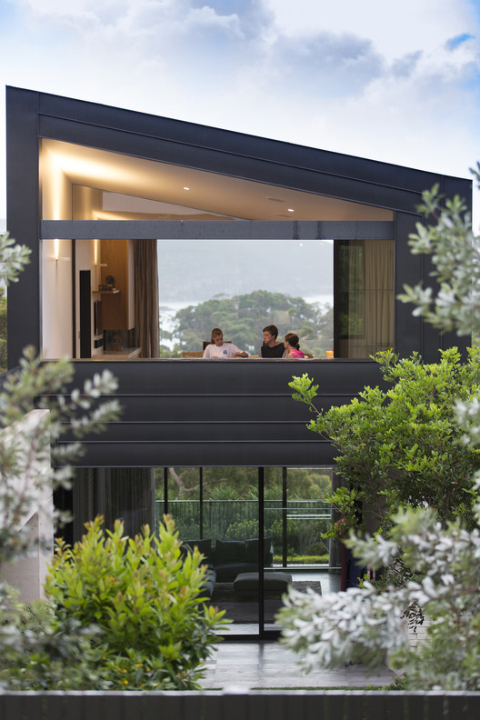Balmoral House Fox Johnston Archdaily
