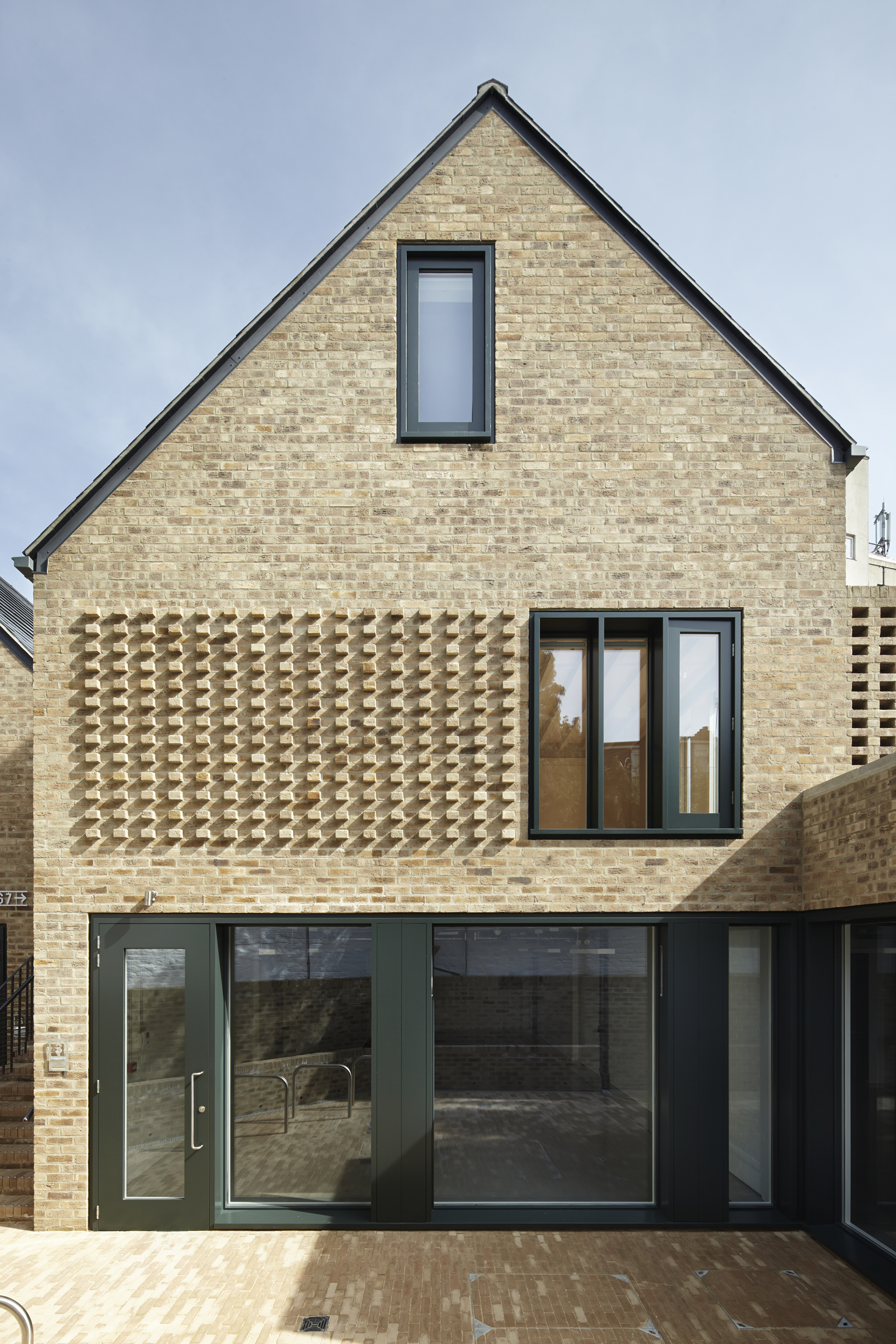 Foundry Mews Project Orange Archdaily
