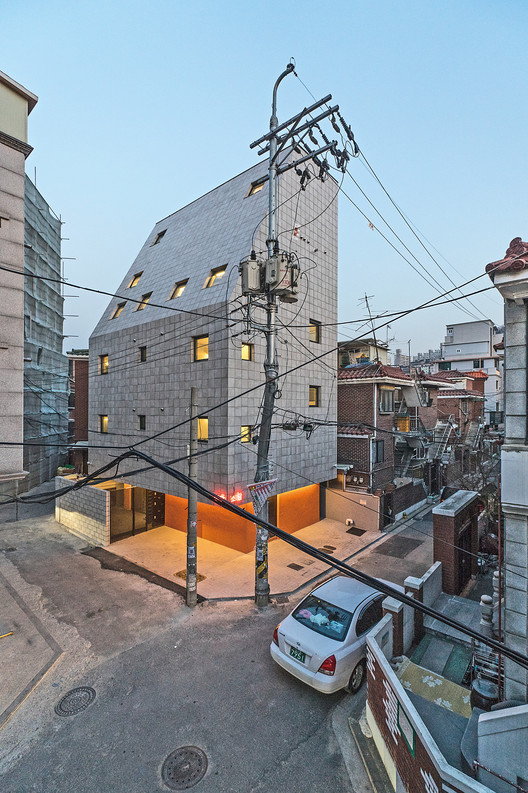 Sillim-dong Share House / JYA-RCHITECTS , © Hwang  Hyochel