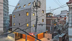 Sillim-dong Share House / JYA-RCHITECTS