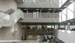 KRONA Knowledge and Cultural Centre  / Mecanoo + CODE: arkitektur