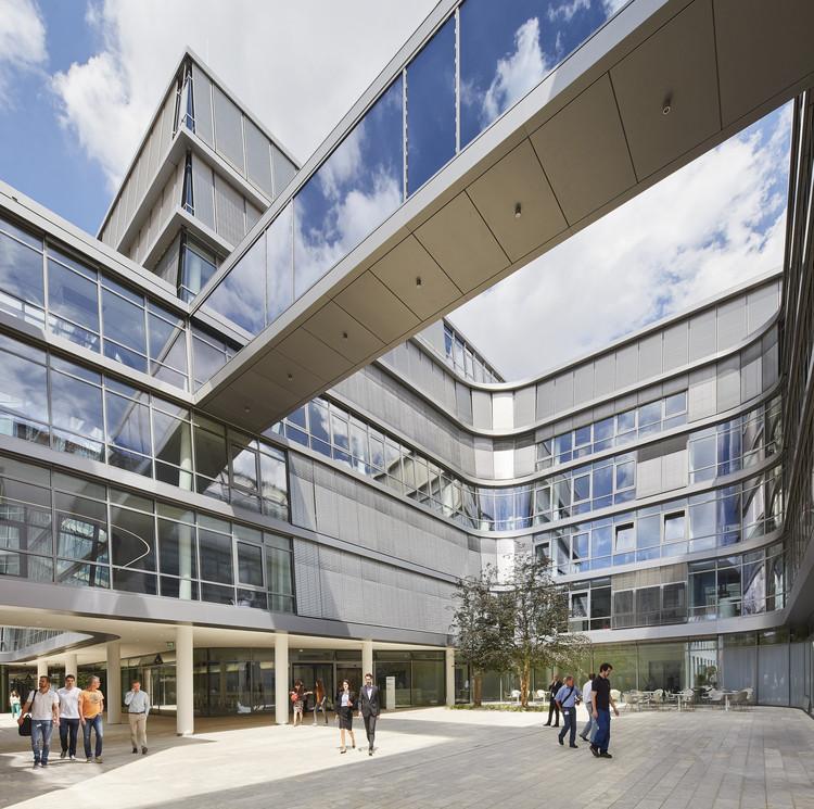 Siemens Headquarters / Henning Larsen Architects, © Hufton + Crow