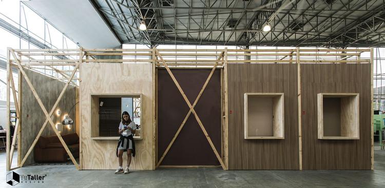 Casa Abierta / Tu Taller Design, © Juan Camilo Restrepo / Tu Taller Design