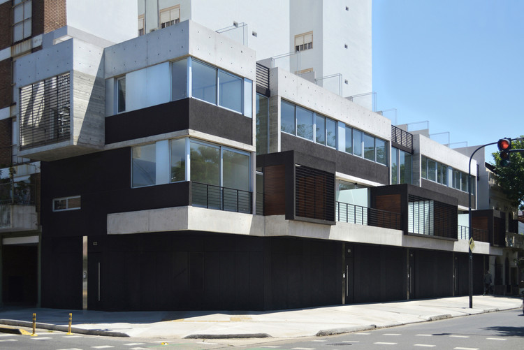 Urban Style Pampa  / F2M Arquitectos, © Manuel Mosquera