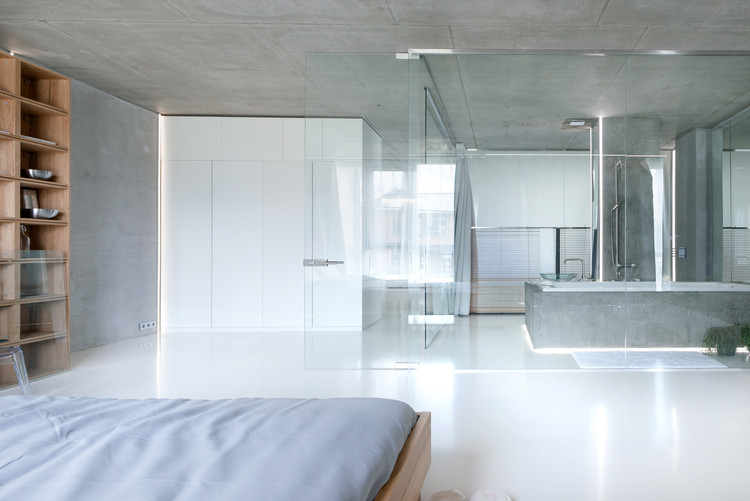 Apartment W G Beton Arch 625 Archdaily