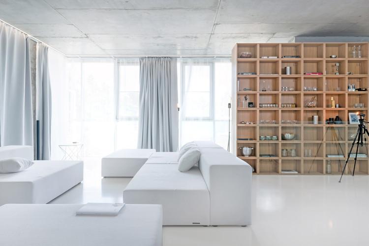 Apartment W_G+BETON / ARCH.625 , © Ilya Egorkin