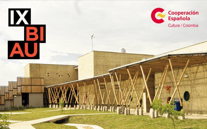 Exposición IX Bienal Iberoamericana de arquitectura y urbanismo, vía Sociedad Colombiana de Arquitectos