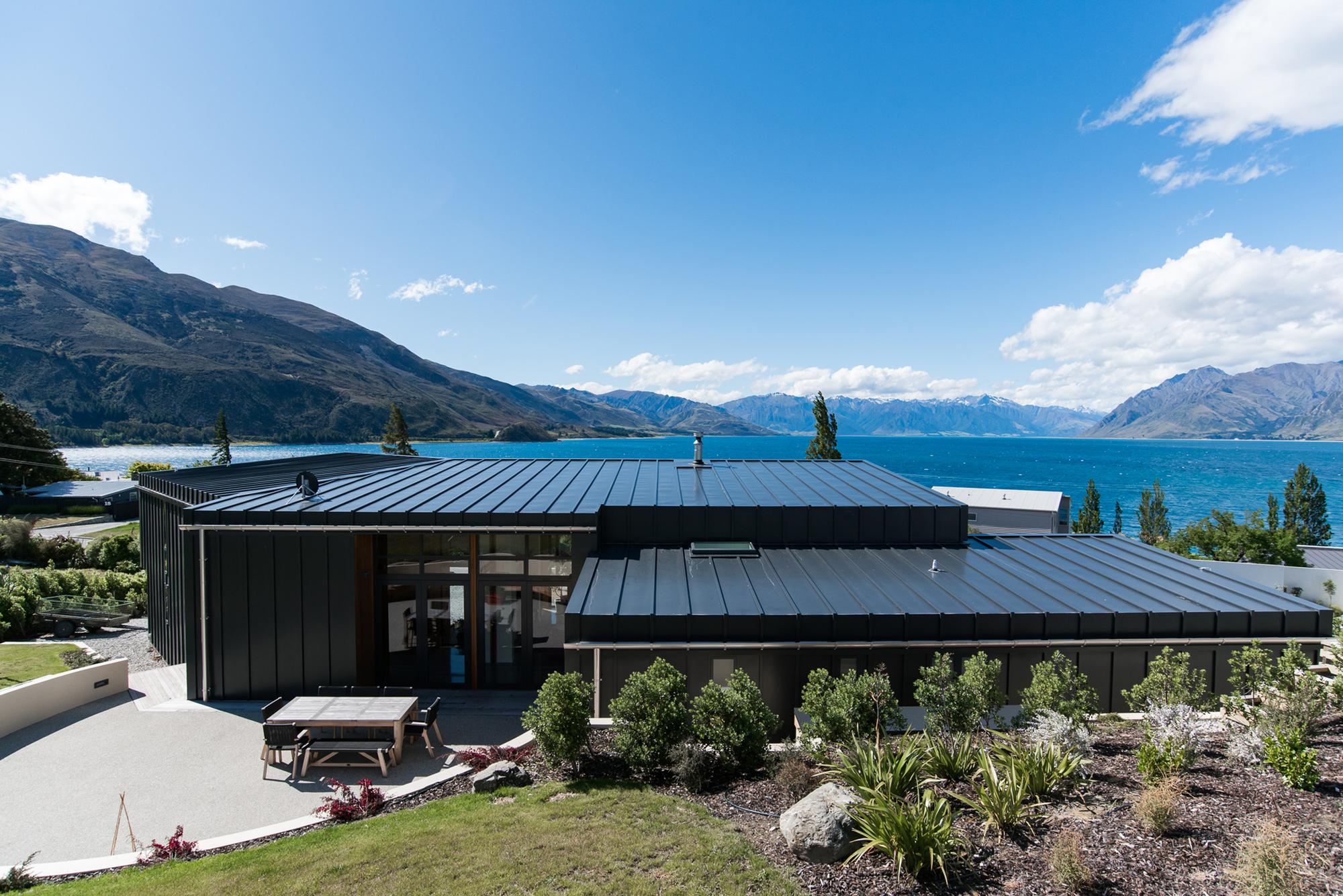 The webby house condon scott architects ltd archdaily for Casa quinta moderna