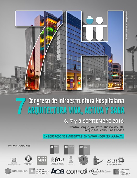 7º Congreso Infraestructura Hospitalaria