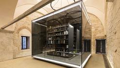 Biblioteca Estadual de Beyazıt   / Tabanlioglu Architects